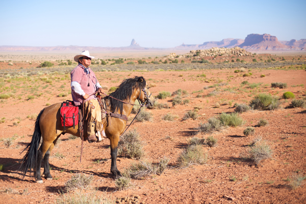 Monument-Valley--Navajo-Cowboy