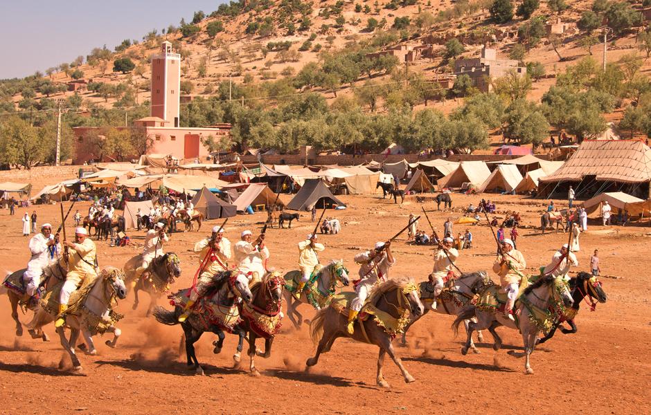 festival-fantasia-morocco-berberes-high-atlas
