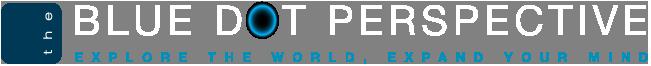 Blue Dot Perspective Logo