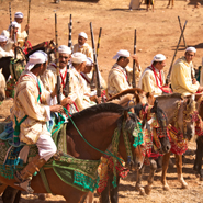 Festival-Fantasia-Morocco-high-Atlas-mountains-Berbers