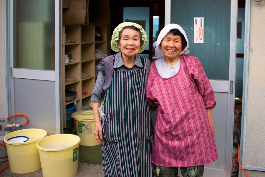 Kumano-Kodo-Takahara-Ladies