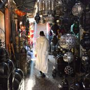 Marakesh-Souk,-Morocco-2