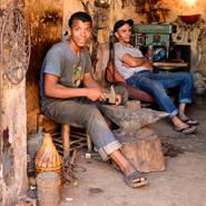 Marakesh-Souk,-Morocco