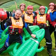 River-Nevis-Race,-Scotland-Contestants-2